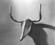 Picasso bulls head