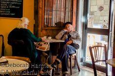 Cafe, Barcelona