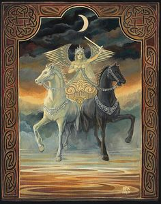 """""""Chariot"""" by Emily Balivet"""