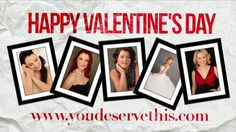 "Gift the YouDeserveThis Makeover and Portrait Session this Valentines Day. The Valentines Gift that just keeps on Giving! A wonderful pamper session for two and gorgeous portraits to treasure for lifetime. website http://www.youdeservethis.com Purchase Gift Vouchers here - http://www.youdeservethis.com/gift-vouchers/ ""We are passionate about creating gorgeous transformation portraits for women, of all ages, that leave them feeling beautiful and empowered."" Michelle & Charlie - ...#valentines"