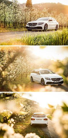 Custom Premium Car Mats to fit Mercedes C-Class S205 Estate 2014-present