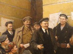 Soviet Art, Soviet Union, Bolshevik Revolution, Vladimir Lenin, Stalinist, Joseph Stalin, The Bolsheviks, Socialist Realism, Russian Revolution