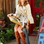 #sonbahar #autumn #güz #güzstili #ekose #moda #fashion #trençkot #panço 7 Güz Stili- Tıklayın-