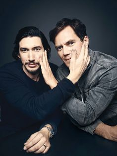 Adam Driver and Michael Shannon | Midnight Special | Variety Actors on Actors