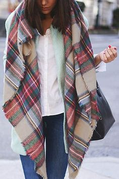 This look is so chic! #womensfashion