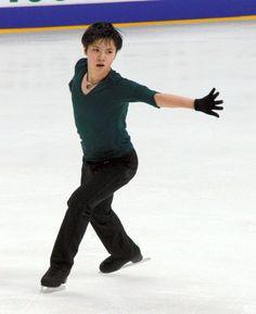 宇野昌磨、フェルナンデスに挑む 4日開幕のロシア杯:朝日新聞デジタル
