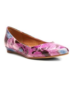 2 Lips Too Purple Floral Too Sunrise Flat | zulily