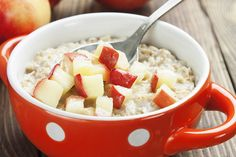 Dr. Joel Fuhrman's Apple Pie Oatmeal