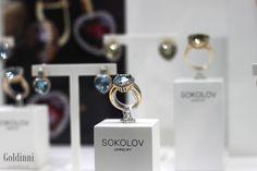 janela Jóias Sokolov vestir a JUNWEX, Moscovo - Rússia »Retail blogue do design