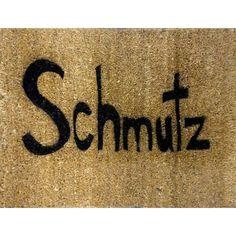 Schmutz Mat!