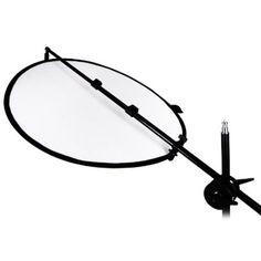 Amazon.com : LimoStudio Photo Studio Lighting Reflector Arm Stand Reflector Stand Holder Boom Arm, AGG812 : Photographic Lighting Reflectors : Camera & Photo