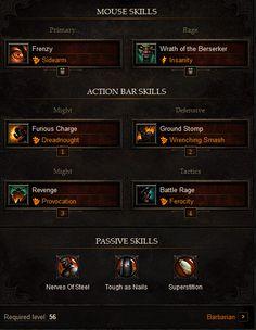 The Best Diablo 3 Barbarian Builds