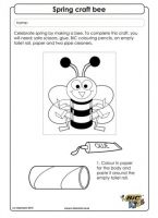 Spring Craft Bee
