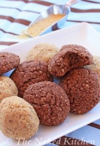 Frugal Almond Meal Cookies | The Naked Kitchen