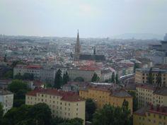 Wien vom Riesenrad 2