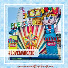 Margate, on the Kent coast, has always been on my radar. As a child we always holidays just down the road in Broadstairs, and although we never really spent beach days there, we would often visit Margate to see the big lights on the seafront and visit Dreamland if we were really lucky. Margate really …