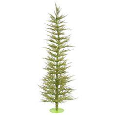 "Lt. Green Laser Tree 70Cl (4' x 19"")"