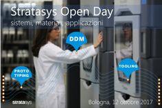 Stratasys Open Day 2017 - Bologna La stampa 3D professionale nell'era Industry 4.0 dalla voce dei massimi esperti.