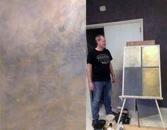 We mogen ons nu specialist noemen in exclusieve, decoratieve wandafwerking van Giorgio Greasan. Rob en Walter zijn beide geslaagd voor de Master opleiding. Deze vakbekwame applicateurs kunnen wanden creatief een sprankelende warme unieke uitstraling geven. www.bosboxmeer.nl