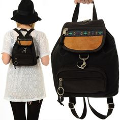 Leather Mini Backpack Purse | Mini backpack purse, Backpacks and Purse