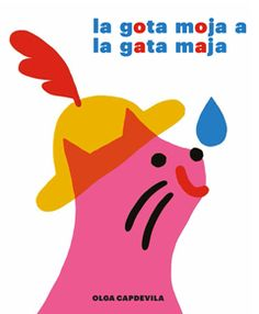 La gota moja a la gata maja Cgi, Book Design Inspiration, Childrens Books, Pikachu, Fictional Characters, Infants, Book Covers, Ideas, Products