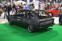Mk1 Ford Fiesta on RS alloys