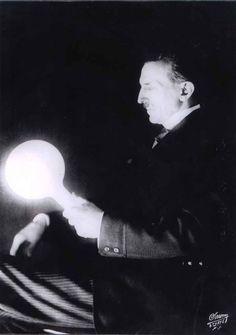 Tesla Photographs