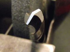 How to make a simple jig for grinding drills on your bench grinder