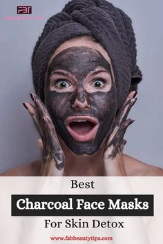 Homemade Facial Mask, Homemade Moisturizer, Face Scrub Homemade, Homemade Facials, Homemade Skin Care, Mascarilla Anti Acne, Charcoal Face Mask, Skin Detox, How To Exfoliate Skin