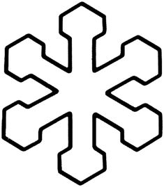 Snowflake 5 coloring page from Seasons category. Select