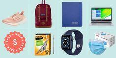 Amazon's Back-to-School Sales for 2021 - Deals on School Supplies Jansport Superbreak Backpack, Herschel Backpack, Laptop Backpack, Labor Day Quotes, Crocs Crocband, Teen Trends, Dry Erase Calendar, Grey Backpacks, Back To School Sales