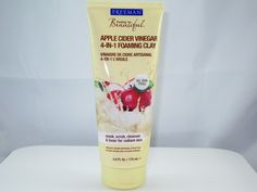 Freeman Apple Cider Vinegar 4-in-1 Foaming Clay Mask, Scrub, & Toner here to save your dry skin day on the cheap. For $4 bucks or less this little scru