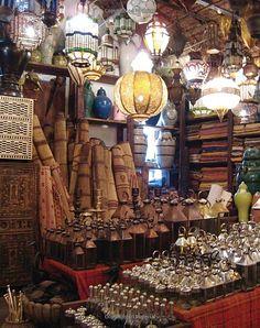 Shopping in Marrakech: Susan Simon, Nally Bellati: 9781892145789: Amazon.com: Books