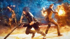 Final Fantasy 15 Platinum Demo Trailer There's a brand-new demo for Square's upcoming RPG. Take a look. March 31 2016 at 04:05AM  https://www.youtube.com/user/ScottDogGaming