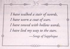 Song of Sapphique Poem Quotes, Quotable Quotes, True Quotes, Words Quotes, The Words, Cool Words, Pretty Words, Beautiful Words, Short Poems