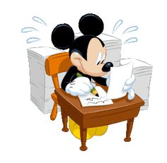 LINE Official Stickers - Mickey Mouse Polite Stickers Example with GIF Animation Mickey Mouse Videos, Mickey Mouse Pictures, Mickey Mouse Cartoon, Disney Mouse, Walt Disney, Mickey Mouse And Friends, Mickey Minnie Mouse, Disney Pictures, Disney Mickey