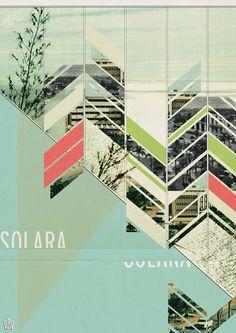 Solara Art Print eclectic artwork