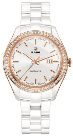 Rado Watch Hyperchrome Diamonds White Ceramic Limited Edition #basel-15 #bezel-diamond #bracelet-strap-ceramic #brand-rado #case-depth-10-4mm #case-material-ceramic #case-width-36mm #date-yes #delivery-timescale-call-us #dial-colour-white #gender-ladies #limited-edition-yes #luxury #movement-automatic #new-product-yes #official-stockist-for-rado-watches #packaging-rado-watch-packaging #style-dress #subcat-hyperchrome #supplier-model-no-r32524012 #warranty-rado-official-2-year-guarantee…