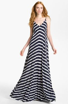 Eight Sixty Stripe Maxi Dress available at Nordstrom
