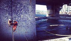 Great achievements take a lot of doing. Well done guys!  #avoffshore #ropeaccess #offshorelife #blue #whatanoffice #whatanexperience #iratatraining #irata #industry #irataropeaccess #workhardplayhard #work #workhard #oilandgas #ocean #offshore #ropeaccesstechnician #sea by avoffshore