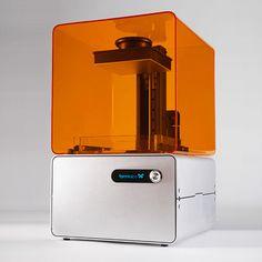 Next-Generation Consumer  3-D Printer Arrives