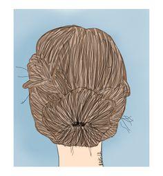 Peinados bonicos por Marta EA