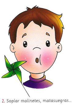 Ocurre a veces que, cuando nuestro hijo tiene problemas para articular correctamente un sonido, nos dicen que es porque no realiza correctamente las praxia