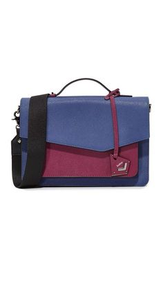 7a72c988db1d5 Get this Botkier's messenger bag now! Click for more details. Worldwide  shipping. Botkier