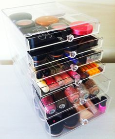 Organised Makeup