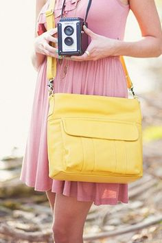 Cambags | Camera Bag | Allison Mustard