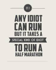 De weg naar mijn eerste halve marathon!