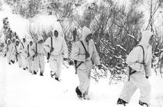 Soldiers of the Albanian People's Army on training during winter. Albanian People, Warsaw Pact, Modern Pictures, Military History, Armed Forces, Soldiers, Training, Winter, Funny Humor