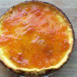 Tort cu mere si crema de zahar ars Reteta   Iuli.eu