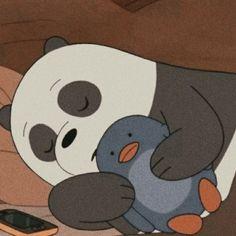 Cute Disney Wallpaper, Cute Cartoon Wallpapers, Wallpaper Iphone Cute, Ice Bear We Bare Bears, We Bear, Cartoon Movie Characters, Cartoon Icons, Cute Bear Drawings, Funny Cartoon Memes